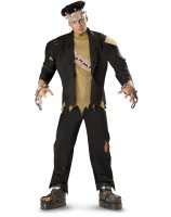 Frankenstein Elite Adult Costume - Large