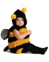 Stinger Bee Infant - Toddler Costume