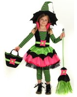 Spiderina Child Costume