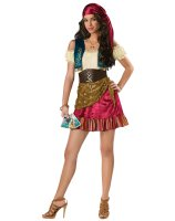 Gypsy Teen Costume - Small (1-3)