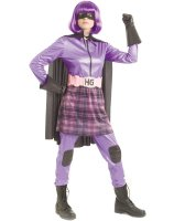 Kick-Ass Movie - Hit-Girl Adult Costume