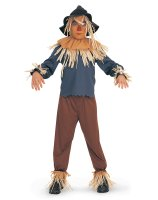 The Wizard of Oz Scarecrow Child Costume - Medium