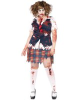 Undead Teacher's Pet Adult Plus Costume