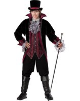 Vampire of Versailles Elite Adult Costume - Large