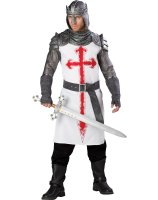 Crusader Premier Adult Costume - X-Large