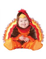 Lil' Gobbler Infant - Toddler Costume - 12/18 Months