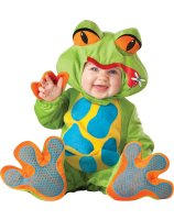 Lil' Froggy Infant - Toddler Costume
