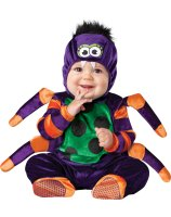 Itsy Bitsy Spider Infant - Toddler Costume