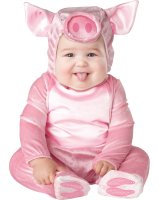 This Lil' Piggy Infant - Toddler Costume