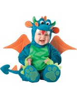 Dinky Dragon Infant - Toddler Costume