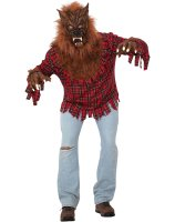 Werewolf Adult Plus Costume - XX-Large (50-52)