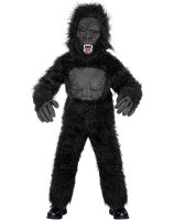 Mighty Gorilla Child Costume - Small (5-7)