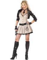 Highway Hottie Adult Costume