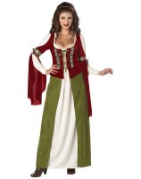 Maid Marian Adult Costume - Medium