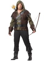 Robin Hood Adult Plus Costume