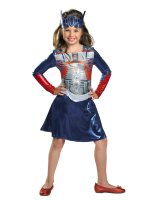 Transformers 3 Dark of the Moon Movie - Optimus Girl Toddler - Child Costume