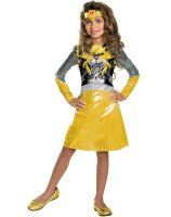 Transformers 3 Dark of the Moon Movie - Bumblebee Girl Toddler - Child Costume