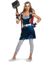 Thor Movie - Thor Girl Tween Costume