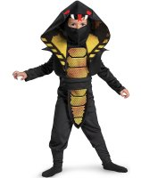 Cobra Ninja Toddler - Child Costume