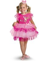 Winnie the Pooh - Frilly Piglet Toddler - Child Costume