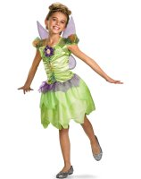 Disney Fairies - Tinker Bell Rainbow Classic Toddler - Child Costume - Medium (7/8)