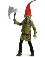 Wicked Troll Child Costume - Large (10/12)