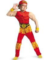 TNA Wrestling - Hulk Hogan Child Costume