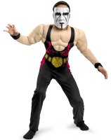 TNA Wrestling - Sting Child Costume