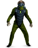 Ben 10 - Humungousaur Muscle Child Costume