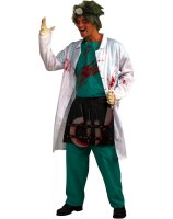 Crazy Surgeon Adult Costume