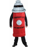 Fire Hydrant Adult Costume