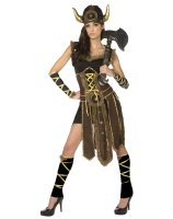 Striking Viking Adult Costume - 2-4