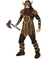 Vicious Viking Adult Costume - X-Large