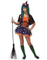 Twilight Witch Tween Costume