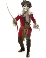 Wicked Neverland Captain Hook Adult Costume