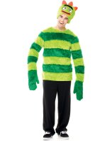 Yo Gabba Gabba! - Brobee Adult Costume - Medium