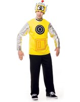 Yo Gabba Gabba! - Plex Adult Costume - Small