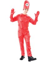 Yo Gabba Gabba! - Muno Adult Costume - Small