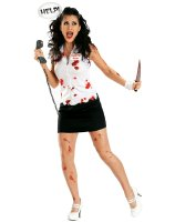 Slasher Star Adult Costume - Small (2-6)