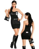 Ms. Blackmail Adult Costume