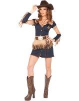 Quickdraw Cutie Adult Costume