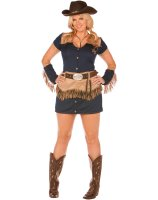 Quickdraw Cutie Adult Plus Costume
