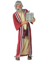 Moses & 10 Party Commandments Adult Costume