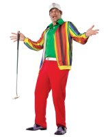 Caddyshack - Al Czervik Adult Costume - One Size (Large/X-Large)