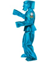 Rock'em Sock'em Robots - Blue Bomber Adult Costume - One Size Fits Most Adults