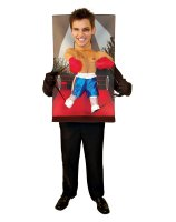 Teenie Weenies Boxer Adult Costume