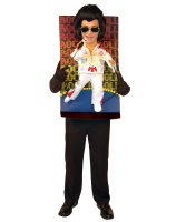 Teenie Weenies Music King Adult Costume