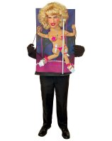Teenie Weenies Pole Dancer Adult Costume