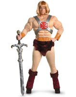 Masters Of The Universe - He-Man Adult Costume - X-Large (42-46)