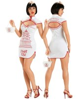 Chinese Takeout Adult Plus Costume